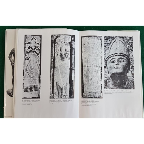 43 - <em>Irish Medieval Figure Sculpture 1200 to 1600</em>. John Hunt. Irish University Press. 2 volumes....