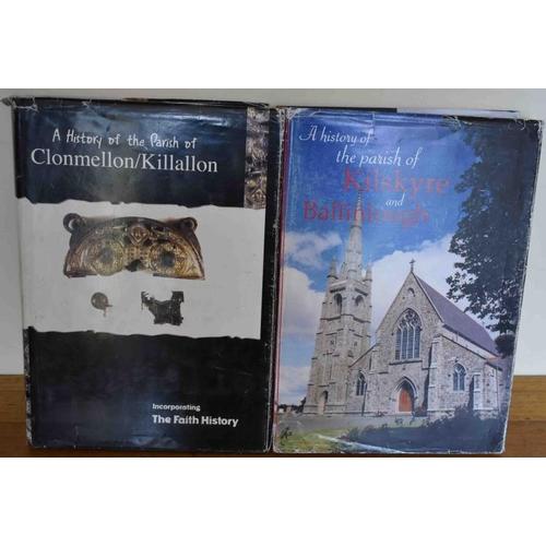 34 - Diocese of Meath – <em>Two Parish Histories: Kilskyre/Ballinlough (2004), and Clonmellon/Killallan</...