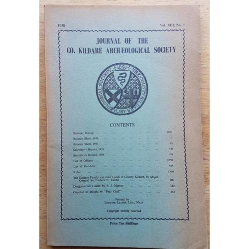 22 - Collection of <em>Kildare Archaeological Journals</em>...