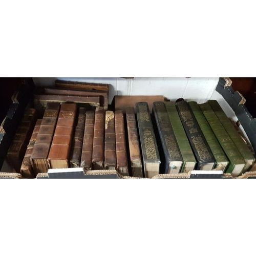 7 - Box of General Interest Books...