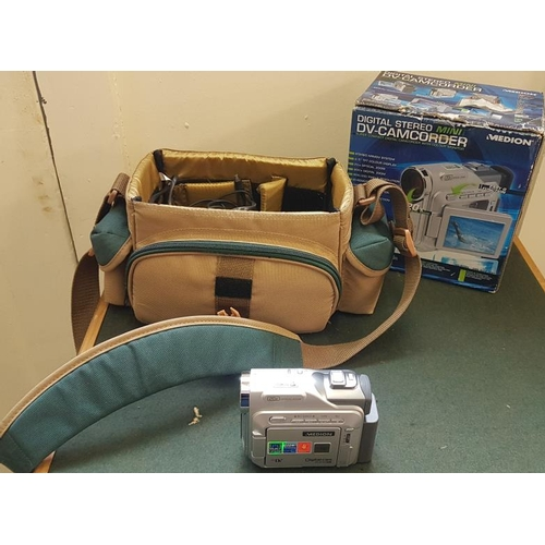 15 - Digital Camcorder with Case...