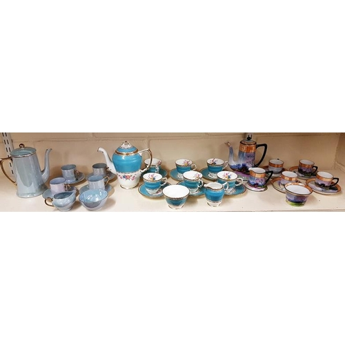 140 - 3 Coffee Sets (small cups)...