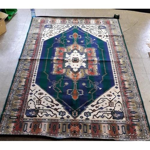 489a - Large Floor Rug - c. 60.5 x 89ins...