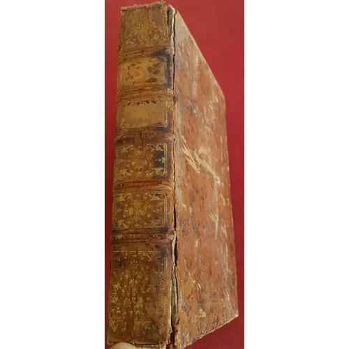 35 - M. S. de Saint Remy <em>'Memoires D'Artillerie'</em> 1745. Quarto. Numerous folding maps, plates and...