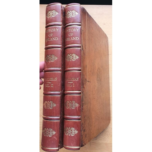 37 - M. O'Halloran <em>'A General History of Ireland from the Earliest Accounts to the Close of the 12th ...
