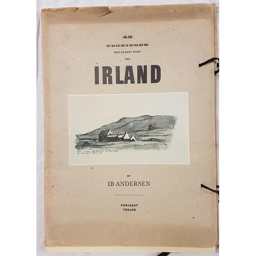 9 - Andersen, Ib. <em>Irland</em>. Views of Ireland in Portfolio....
