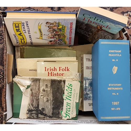 16 - Box of <em>Irish Interest</em> Books...