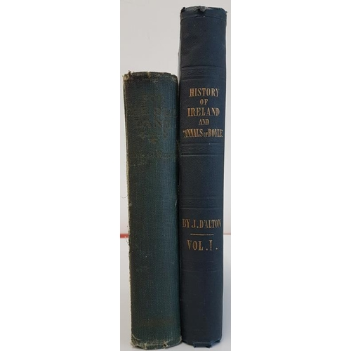 51 - Charles J. Kickham '<em>The Old Land</em>' c. 1920; and John Dalton '<em>History of Ireland</em>' 18...