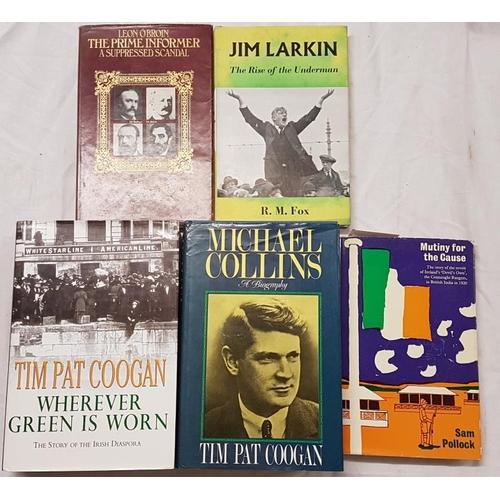 662 - <em>Irish Language</em> - Eight books...