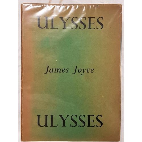 663 - Joyce, James. <em>Ulysses.</em> 1955. Dust wrapper...