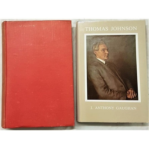 671 - Harrison, Henry. <em>Parnell Vindicated</em>. Signed by the author. Gaughan, J. Anthony. <em>Thomas ...