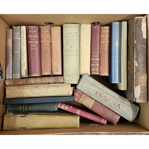 686 - Box of <em>Irish Interest Books</em>...