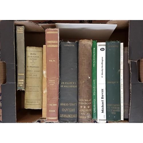 687 - Small Box of <em>Irish Interest Books</em>...