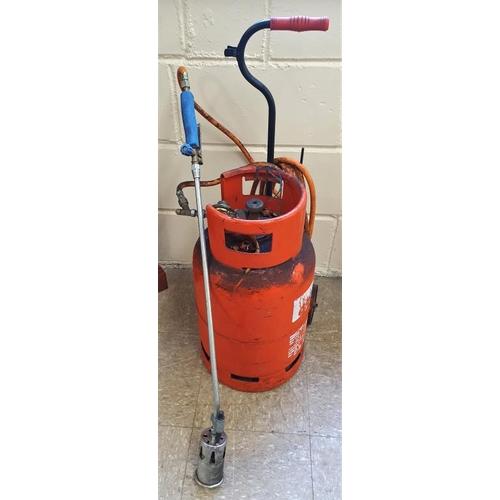 16 - Portable Gas Weed Burner...