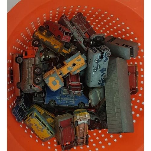 36 - Collection of Old Model Cars...