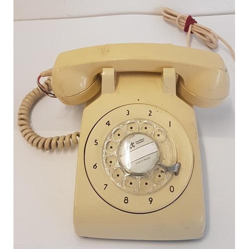 38 - Cream Bakelite Phone...