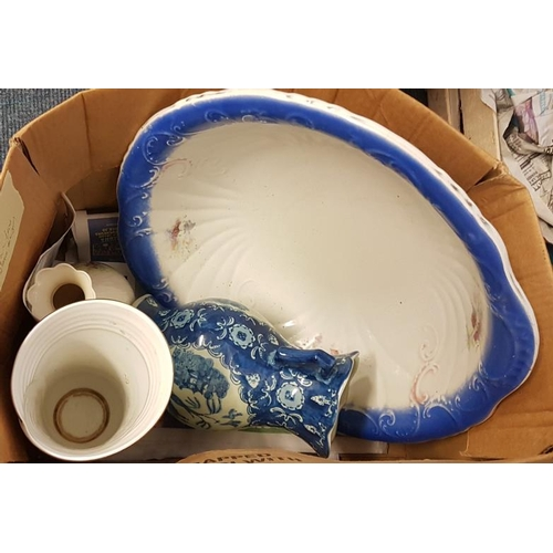 104 - Box of Various Ceramics...