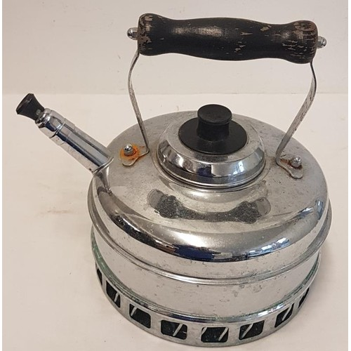 109 - Stainless Steel Whistle Kettle...