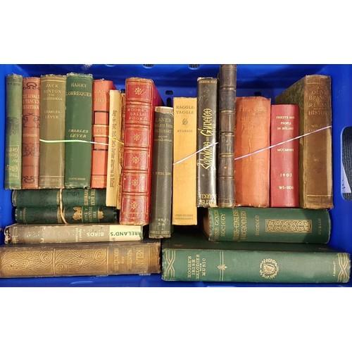 1 - Box of <em>General Interest</em> Books...