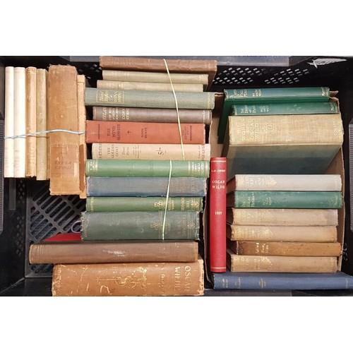 3 - Box of <em>General Interest</em> Books...