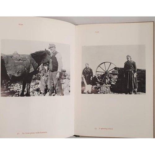 14 - John M. Synge. <em>My Wallet of Photographs.</em> Dolmen Press 1971. Limited edition. Reproductions ...