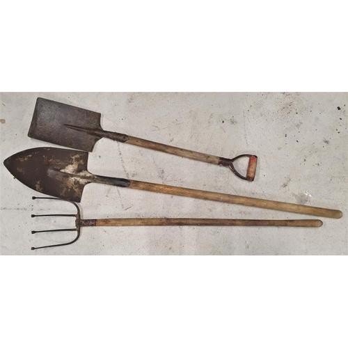 6 - Shovel, Spade and a Fork...