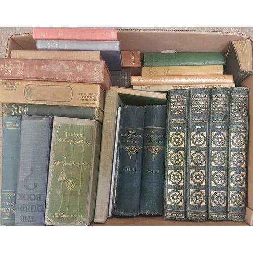 18 - Box of Irish Interest Books...