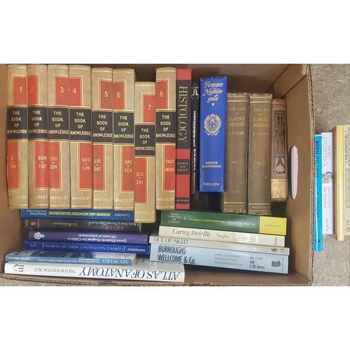 19 - Box of Irish Interest Books...