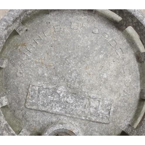 38 - Two Vintage Cairnes of Drogheda Metal Beer Barrels...