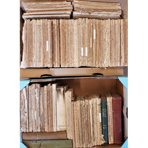 3 - <em>Journal of Royal Society Antiquaries </em>c<em>.</em>1890's on. 2 boxes of over approximately 13...