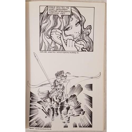 10 - <em>Jim Fitzpatrick a Portfolio</em> Ltd Edition of 500 Copies Inquisition Press – this copy from th...