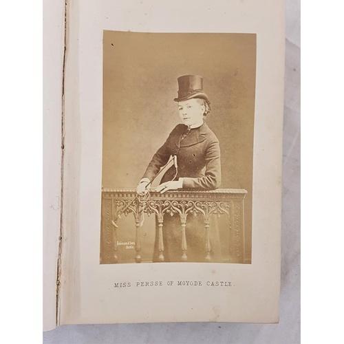 13 - <em>Hibernia Venatica</em> with photographs by M O'Connor Morris. London 1878. Deals with fox-huntin...