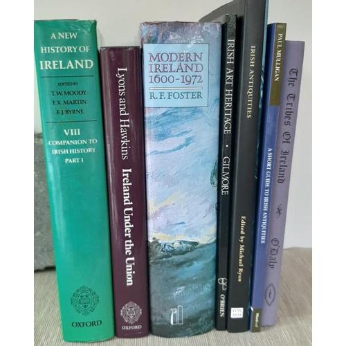 18 - Irish History Bundle includes <em>'A New History of Ireland VIII', 'The Tribes of Ireland</em>' (Tow...