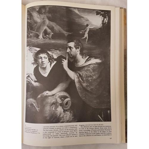 33 - Anne Crookshank & The Knight of Glin.<em> The Painters of Ireland</em>. 1979. Prof. illustrated....