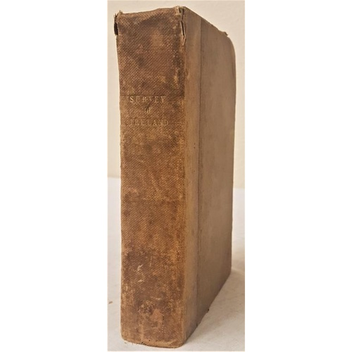 48 - Rare eighteenth century tour of Ireland.<em> A Philosophical Survey of the South of Irela</em>nd, in...