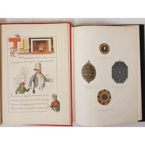 7 - Thomas Ingoldsby <em>Misadventures at Margate</em>. c. 1890. Fine coloured lithographs. Large ...