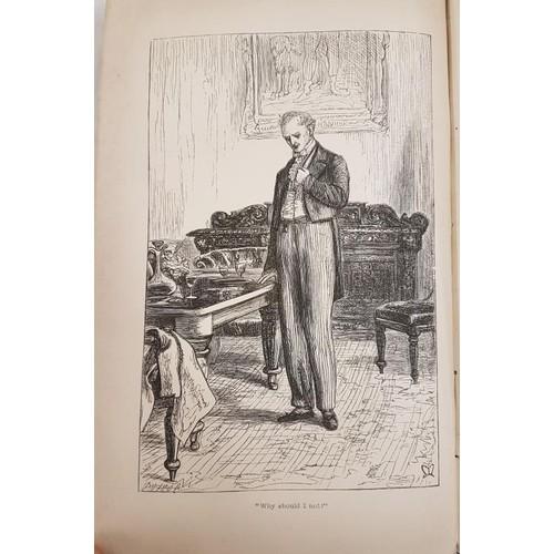 25 - Anthony Trollope <em>Orley Farm</em>1866. First edit. Illustrated by J. E. Millais. Orig...