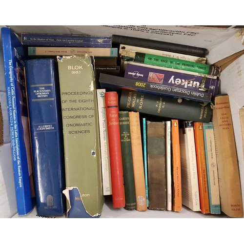 1 - Three Boxes of <em>General Interest</em> Books...