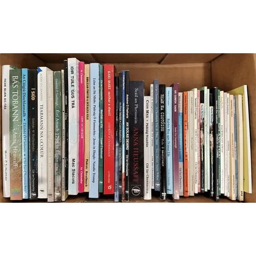 3 - Box of Irish Language Publications...