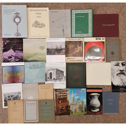 9 - Irish Language. Collection of pamphlets and booklets, some early Connradh na Gaeilge publications et...