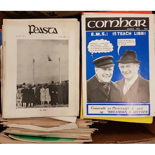 12 - Box of<em> Irish Interest Magazines</em>...