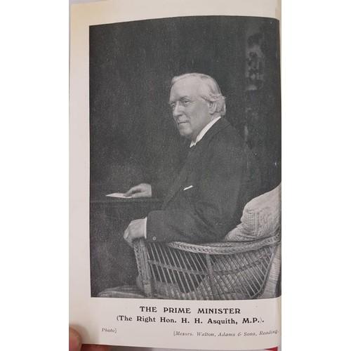 33 - <em>Home Rule Notes</em>. <em>A Year's Record of the Home Rule Movement.</em> December 1911 to Novem...