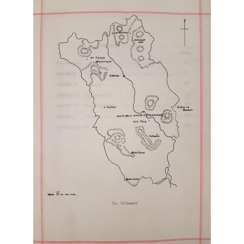 34 - <em>An Anglo-Irish Lexicon of County Kilkenny</em> by Séamas Ó'Maoláin. A Dissertation submitted to ...