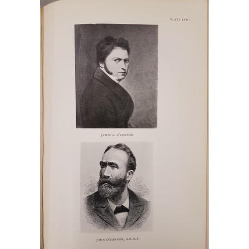 47 - Walter G. Strickland<em> A Dictionary of Irish Artists,</em>1913. 1st edit. 2 volumes. I...