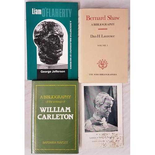 48 - Irish Author Bibliographies: Jefferson, G. <em>Liam O'Flaherty Bibliography,</em> 1993; ...
