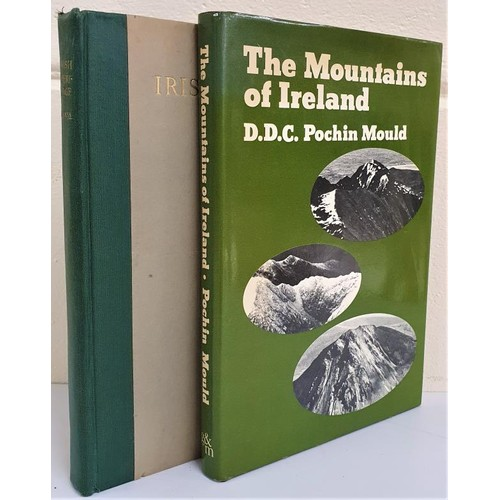 534 - Pochin Mould D.D.C. <em>The Mountains of Ireland</em>, 1976; and E. Evans<em> Irish Heritage,</em>&n...