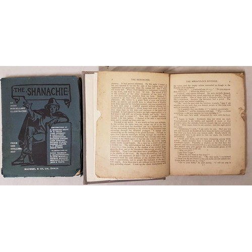 551 - <em>The Shanachie</em> 1906. Wrappers;   and <em>The Shanachie </em> Bound ...