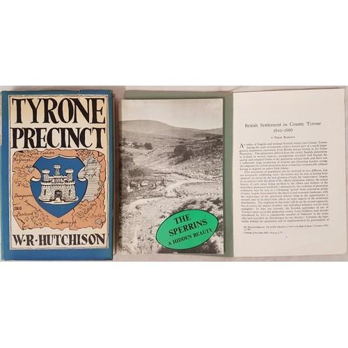 561 - Tyrone: Philip Robinson <em>British Settlement in Co. Tyrone 1610-1666</em>, offprint si...