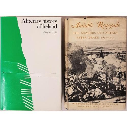 572 - Douglas Hyde<em>A Literary History of Ireland</em>1980; and<em>Amiable...