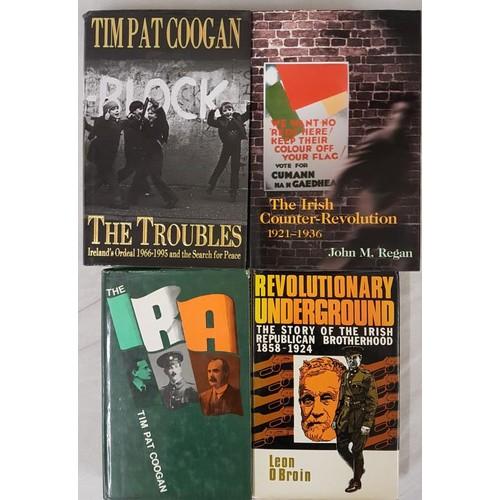 574 - Leon O'Broin <em>Revolutionary Underground - The Story of an Irish Republican Brotherhood 1858-1925<...